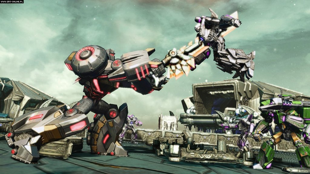 Transformers: Upadek Cybertronu PC, X360, PS3 Gry Screen 102/136, High Moon Studios, Activision Blizzard