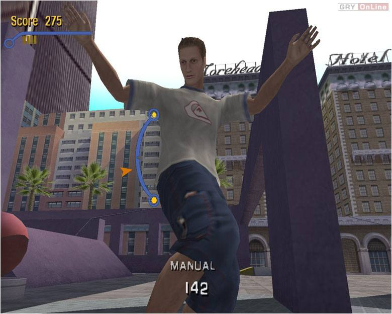 Tony Hawk's Pro Skater 3 PC Games Image 1/11, Neversoft Entertainment, Activision Blizzard