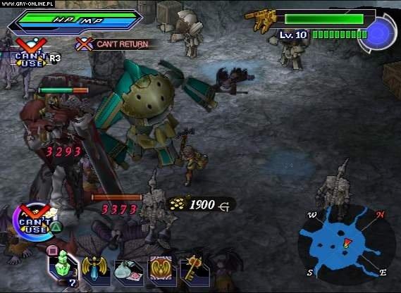 Shining Force EXA - screenshots gallery - screenshot 34/37