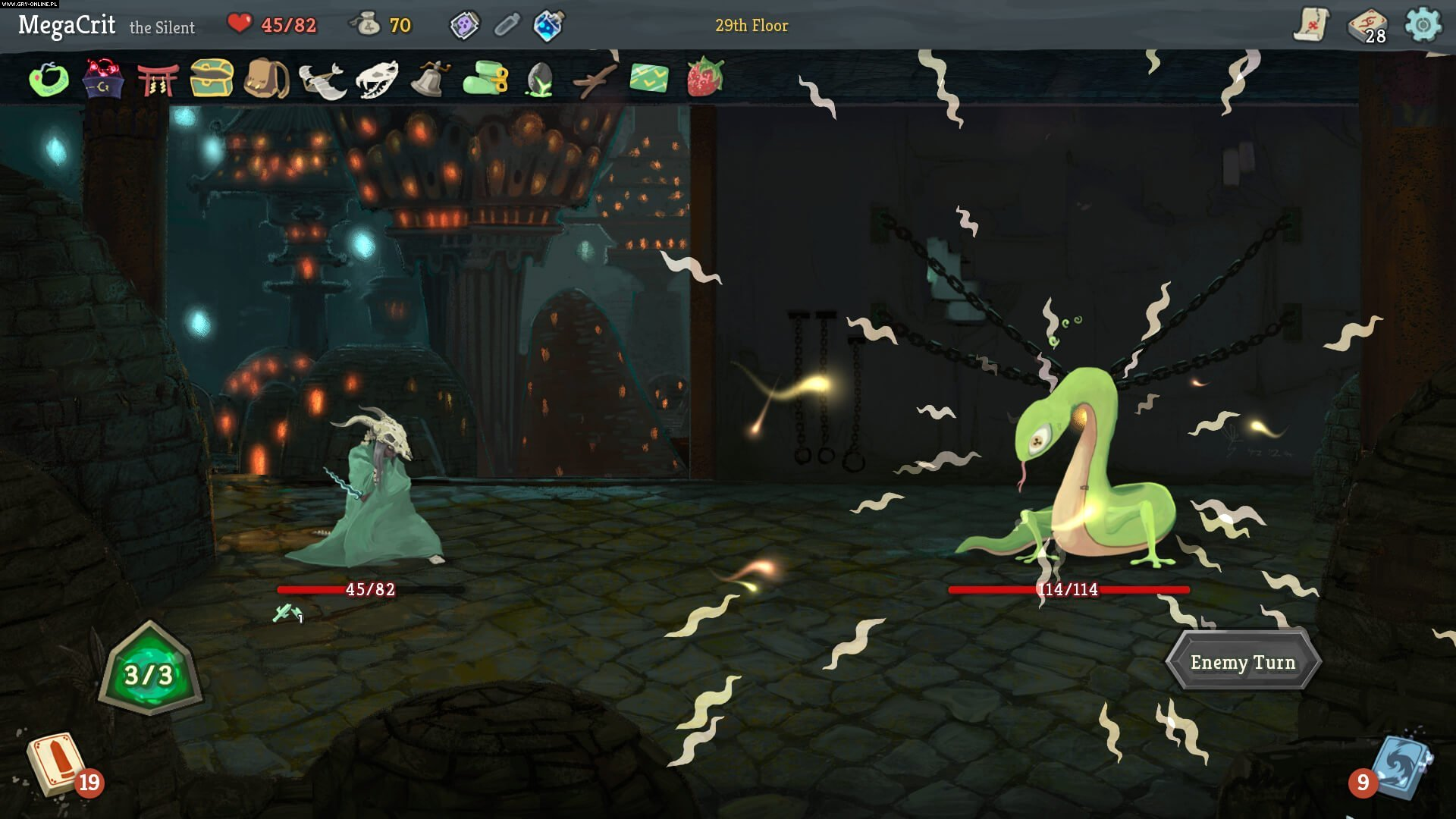Slay the Spire PC Gameplay