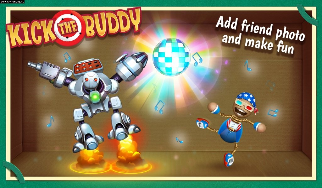 Kick the Buddy iOS, AND, WWW Games Image 3/5, Playgendary