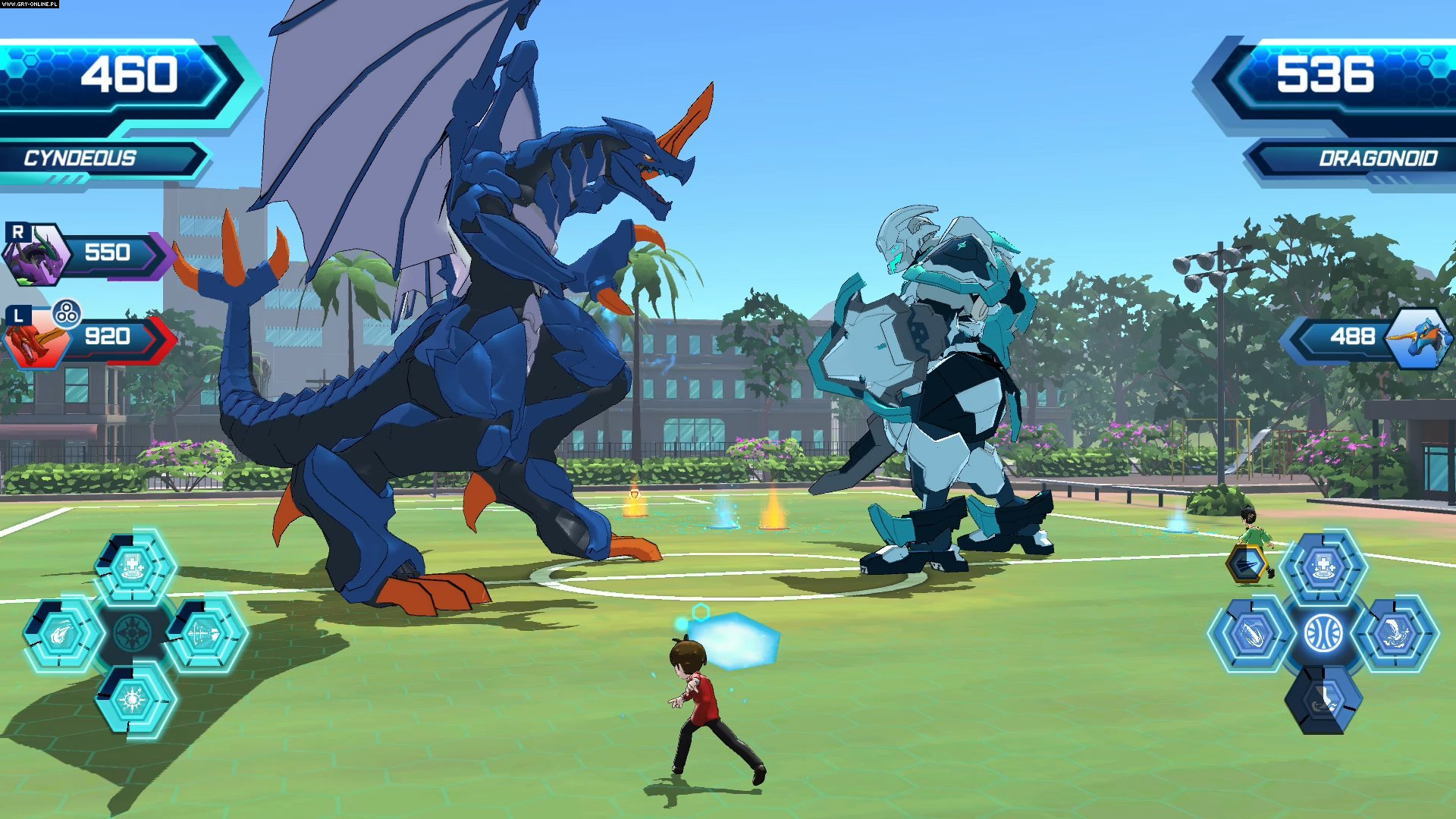 Bakugan: Champions of Vestroia Nintendo Switch,
