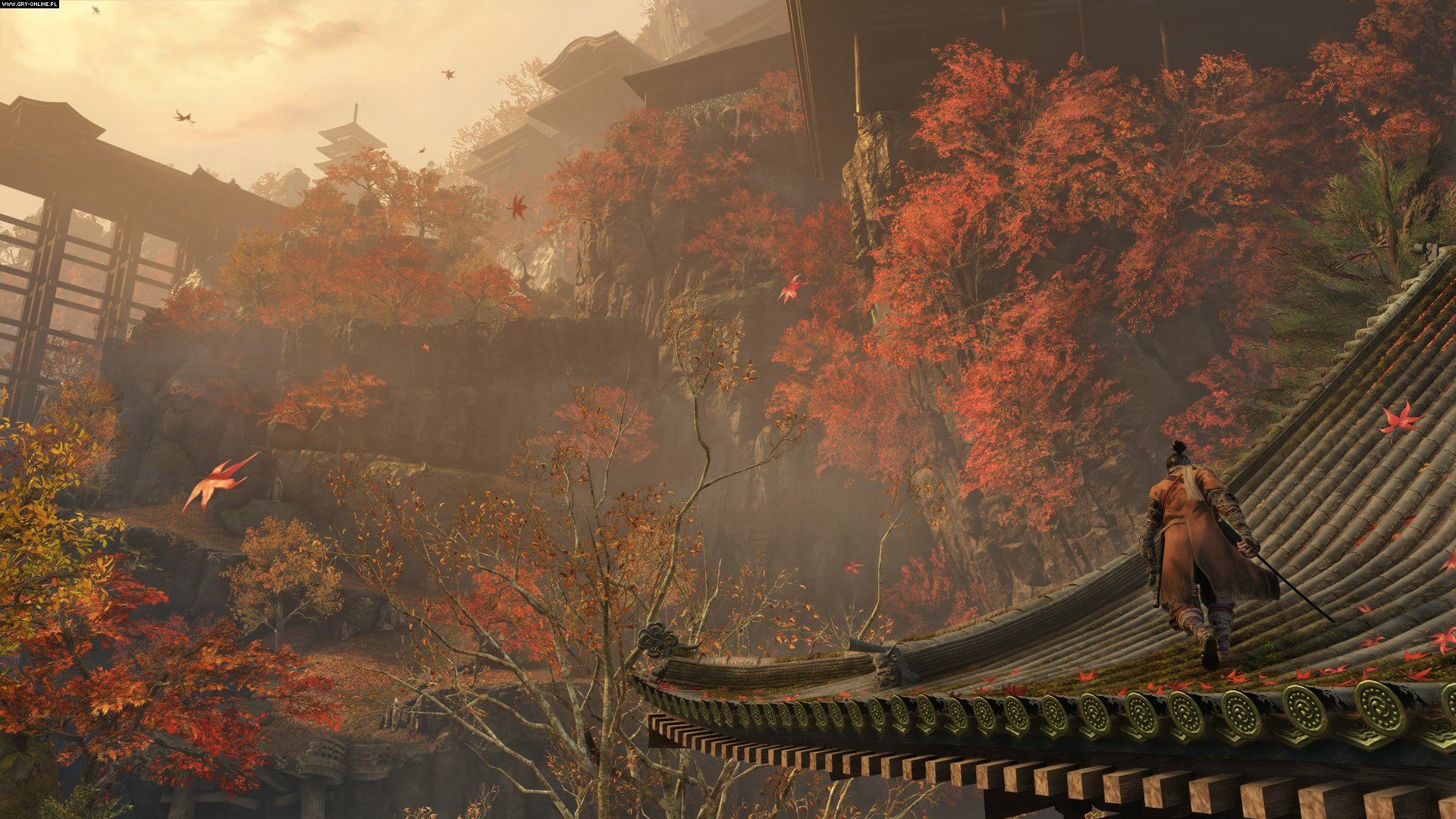 Sekiro: Shadows Die Twice PC, PS4, XONE Gry Screen 9/29, FromSoftware, Activision Blizzard