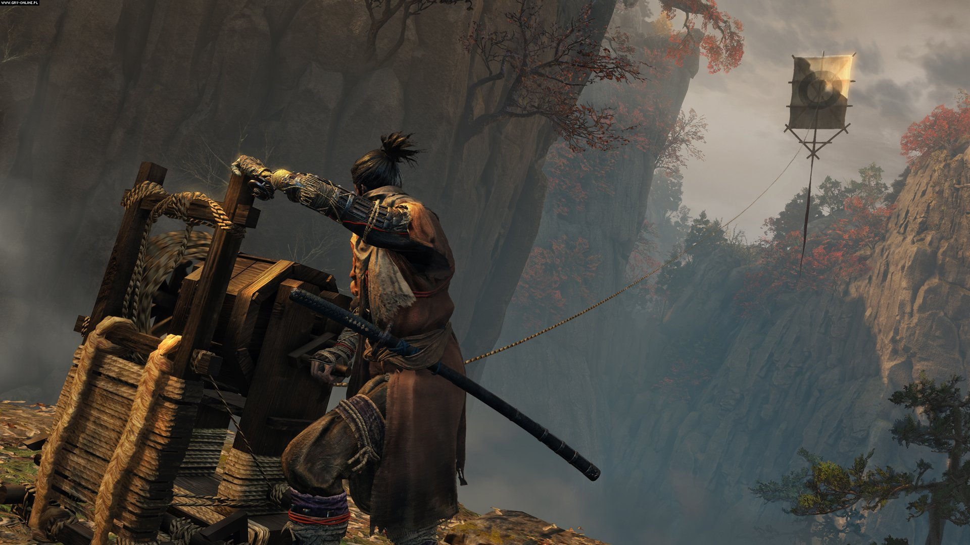 Sekiro: Shadows Die Twice PC, PS4, XONE Gry Screen 6/29, FromSoftware, Activision Blizzard