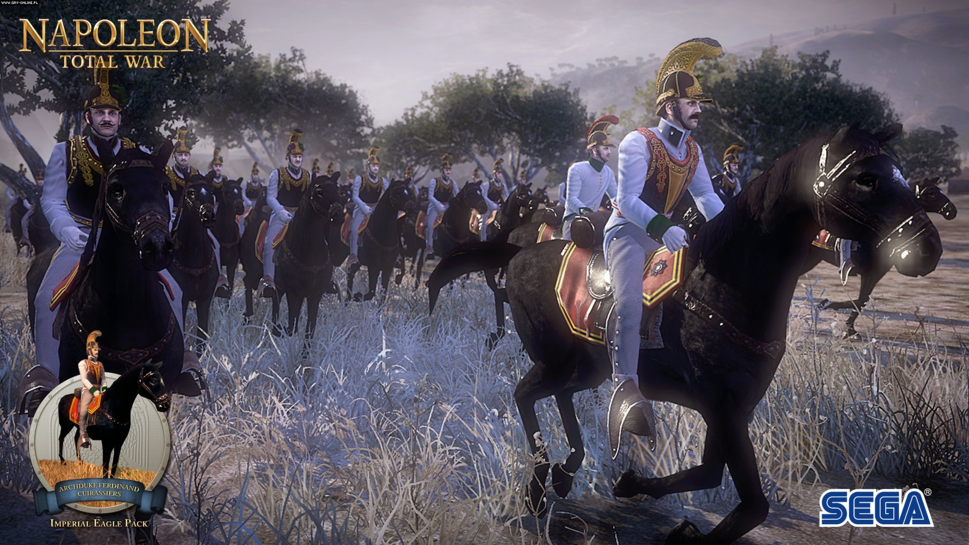 Napoleon: Total War PC Gry Screen 7/100, Creative Assembly, SEGA