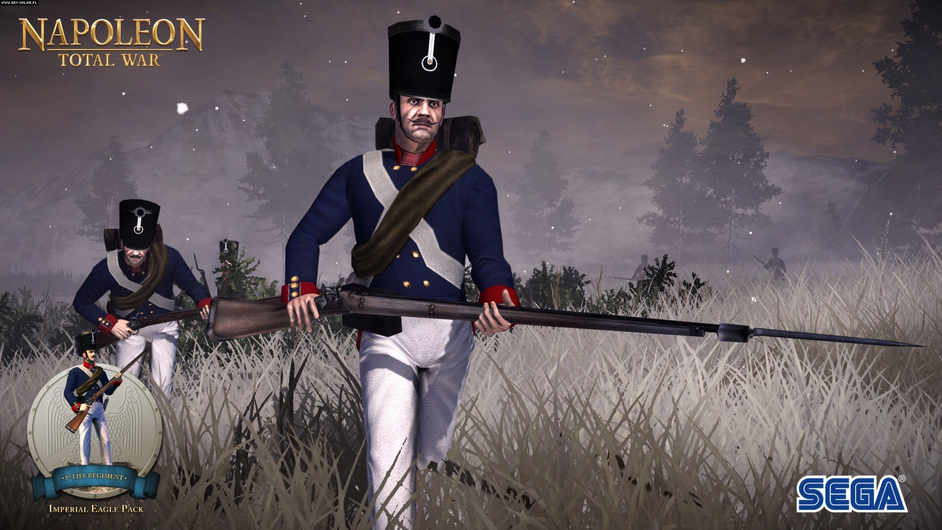Napoleon: Total War PC Gry Screen 5/100, Creative Assembly, SEGA