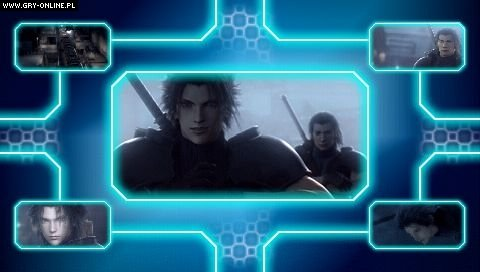 Crisis Core: Final Fantasy VII PSP Gry Screen 1/53, Square-Enix / Eidos