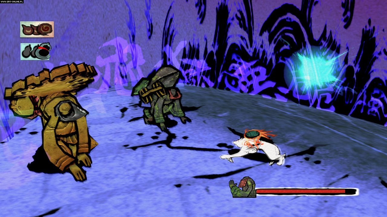 Okami HD PC, PS3, PS4, XONE, Switch Gry Screen 19/39, Hexa Drive, Capcom