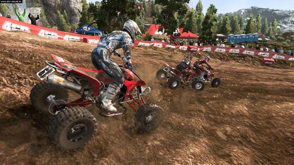 Скриншоты, постеры к игре MX vs. ATV Reflex.