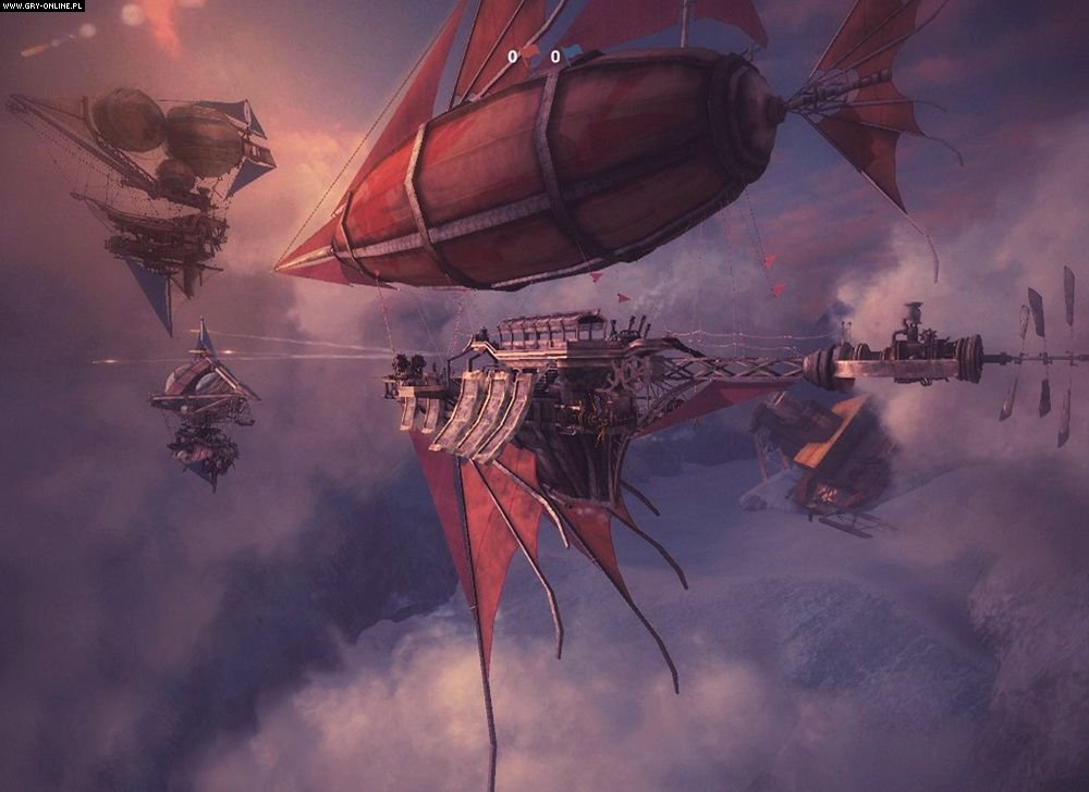 Guns of Icarus: Online PC Gry Screen 4/28, Muse Games