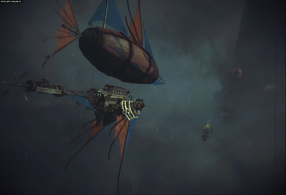 Guns of Icarus: Online PC Gry Screen 1/28, Muse Games