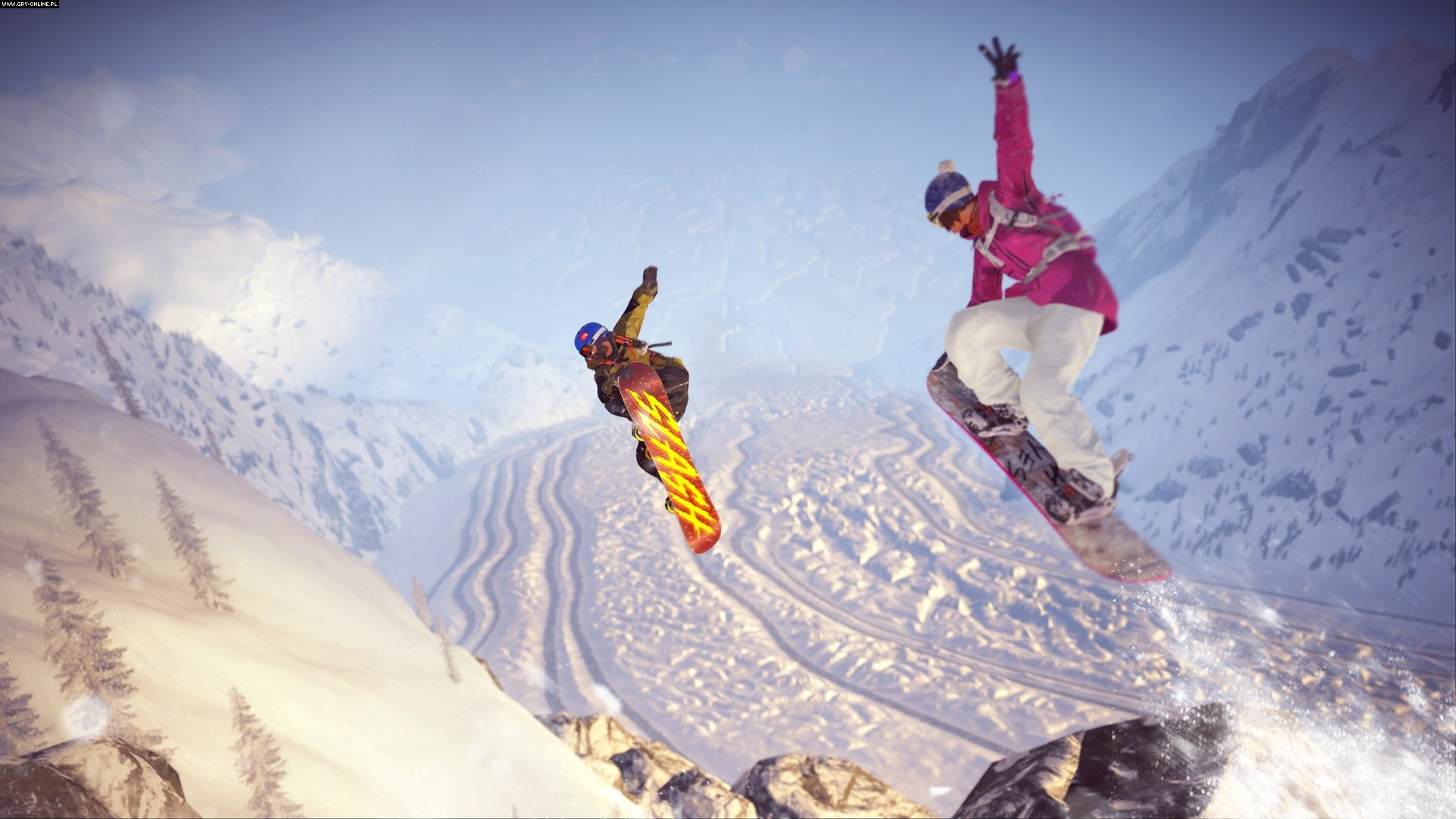 Steep PC, PS4, XONE Games Image 7/31, Ubisoft