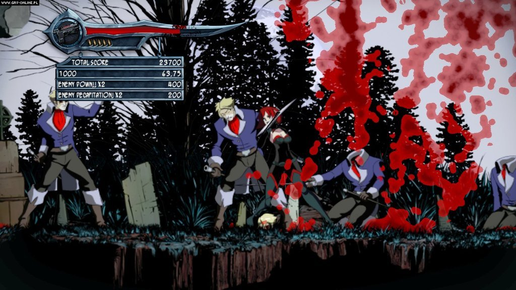 BloodRayne: Betrayal X360 Gry Screen 32/38, WayForward Technologies, Majesco Entertainment