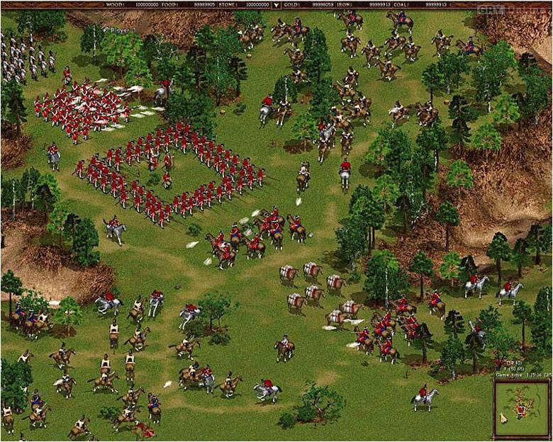 Казаки: Последний Довод Королей / Cossacks: The Art of War (2002) RUS.