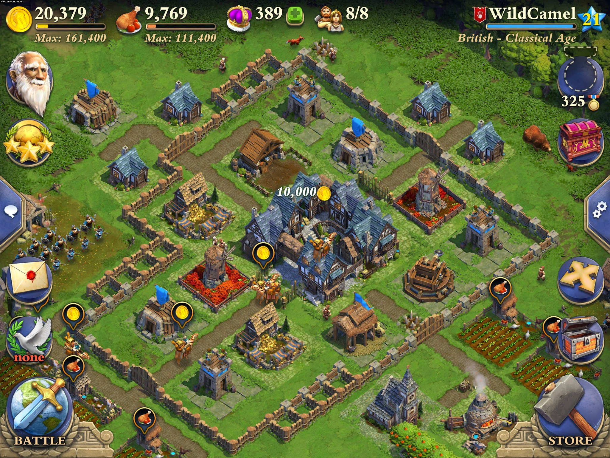 stratergy games online