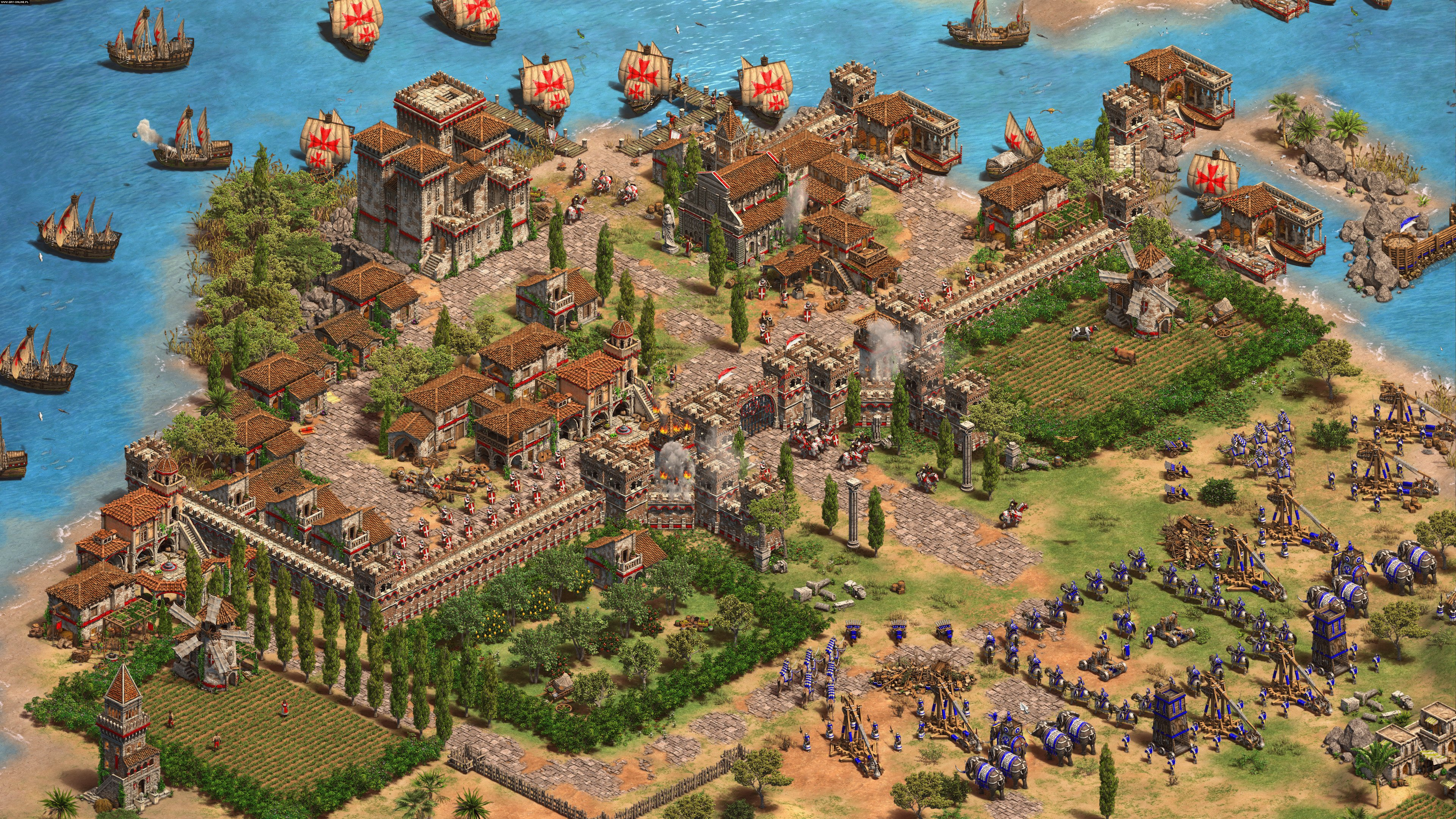 Age of Empires II: Definitive Edition PC Games Image 3/24, Forgotten Empires, Xbox Game Studios / Microsoft Studios