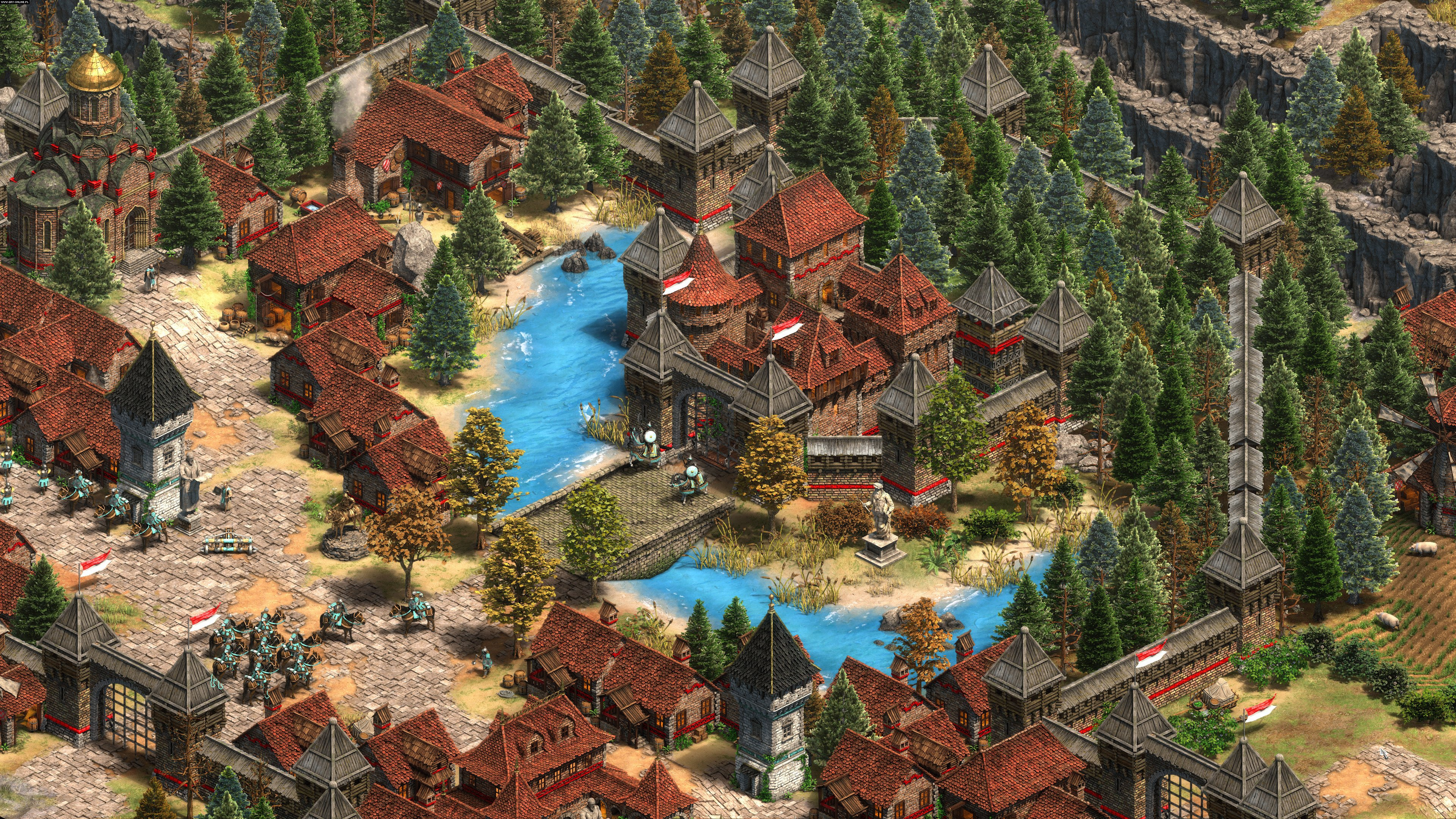 Age of Empires II: Definitive Edition PC Games Image 1/24, Forgotten Empires, Xbox Game Studios / Microsoft Studios