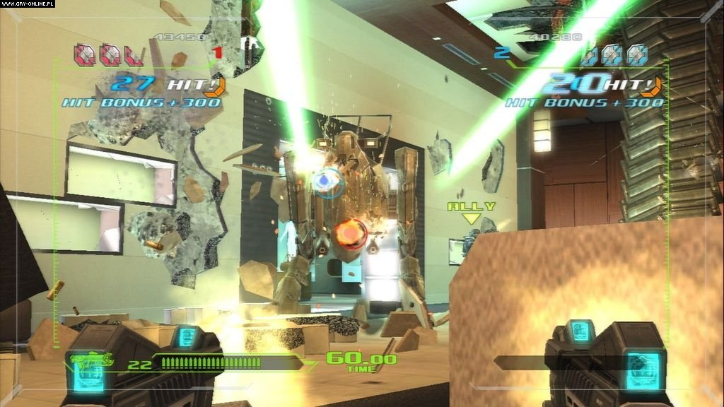 Time Crisis: Razing Storm PS3 Gry Screen 45/54, Bandai Namco Entertainment