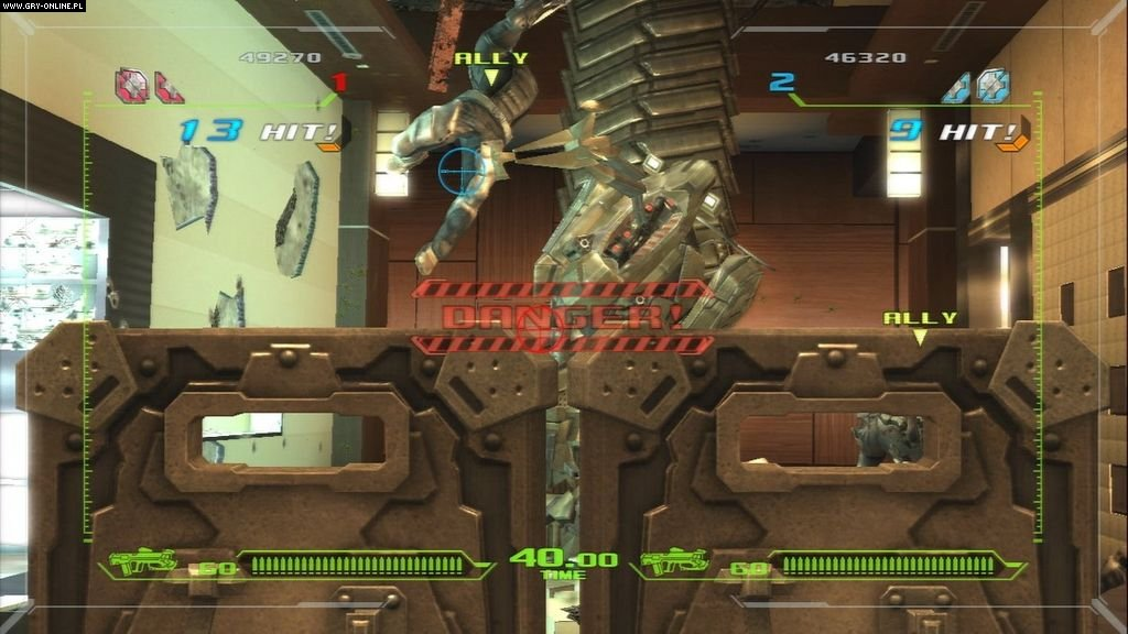 Time Crisis: Razing Storm PS3 Gry Screen 44/54, Bandai Namco Entertainment