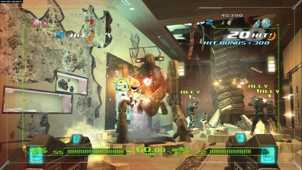 Time Crisis: Razing Storm PS3 Gry Screen 27/54, Bandai Namco Entertainment