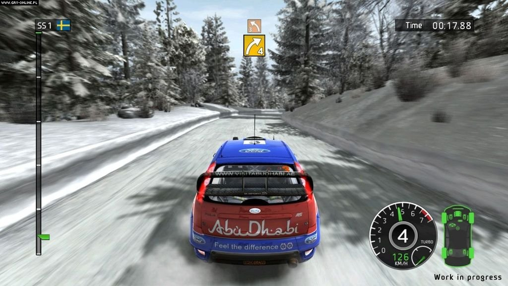 WRC: FIA World Rally Championship X360 Games Image 101/118, Milestone, Black Bean Games