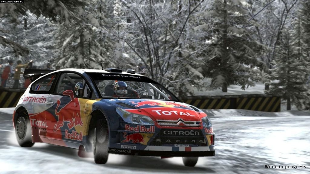 Screenshots gallery - WRC: FIA World Rally Championship, screenshot 85 / 118
