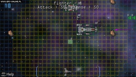 Turn-based tactics game