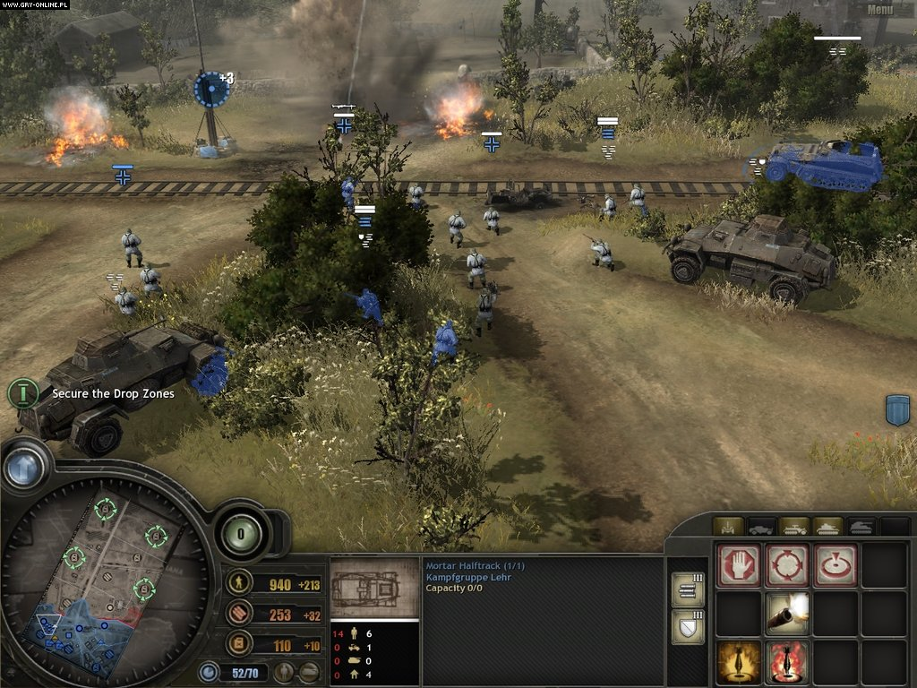 Company Of Heroes Opposing Fronts Screenshots Pc Gamepressure Com