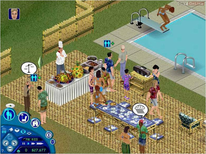 sims online pc