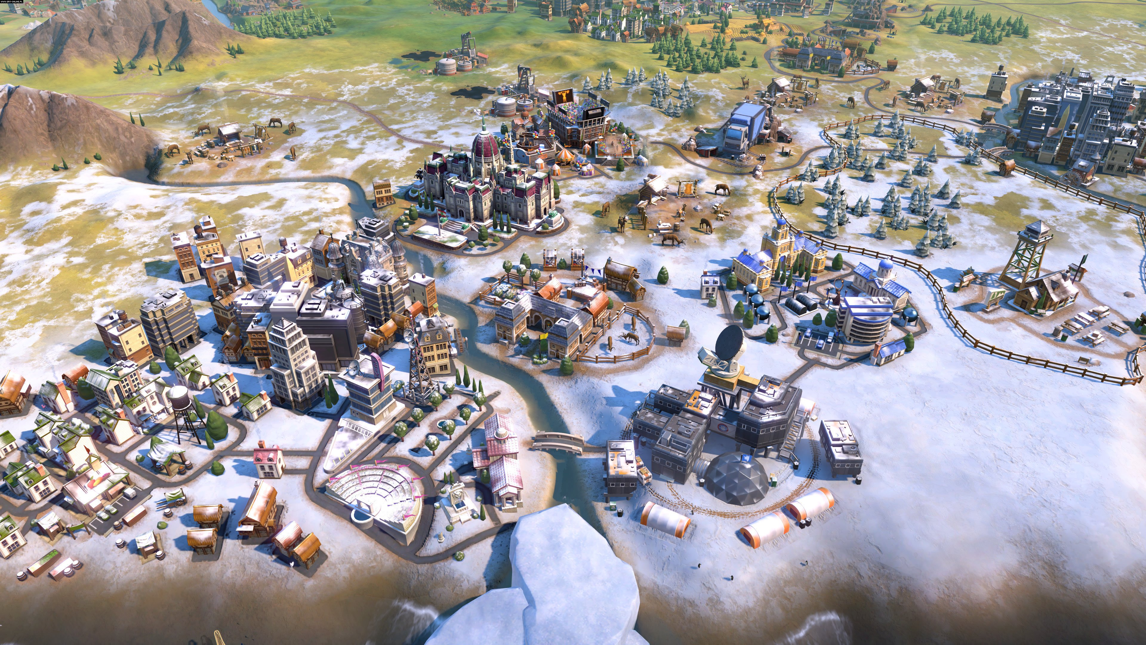 Sid Meier's Civilization VI: Gathering Storm PC Games Image 4/20, Firaxis Games, 2K Games