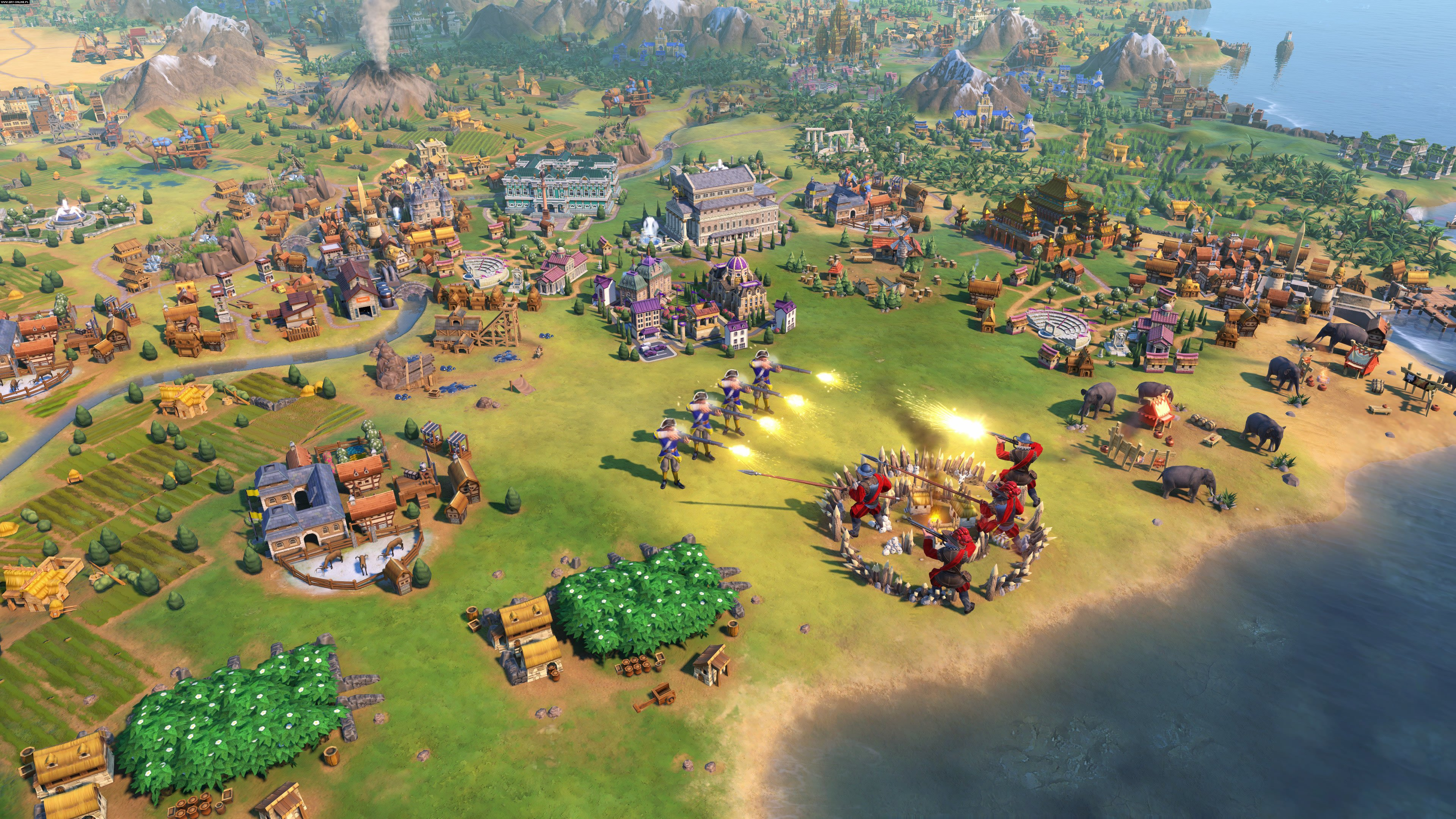 Sid Meier's Civilization VI: Gathering Storm PC Games Image 3/20, Firaxis Games, 2K Games