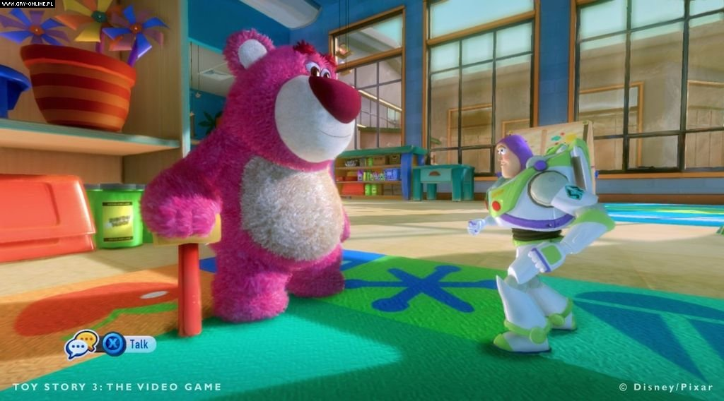 Disney Toy 3 Games : Toy story the video game galeria screenshotów