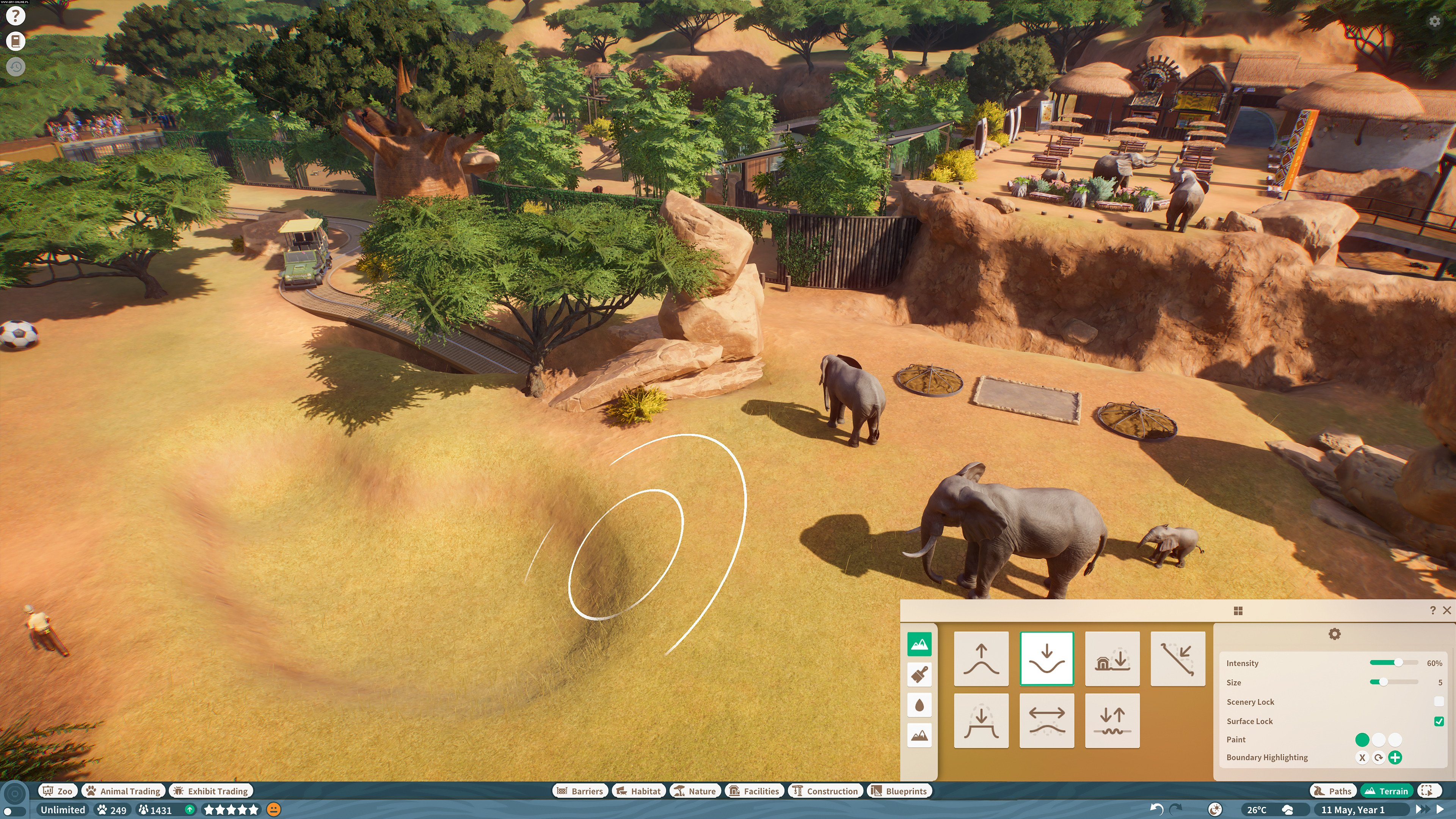 Planet Zoo PC Games Image 2/40, Frontier Developments
