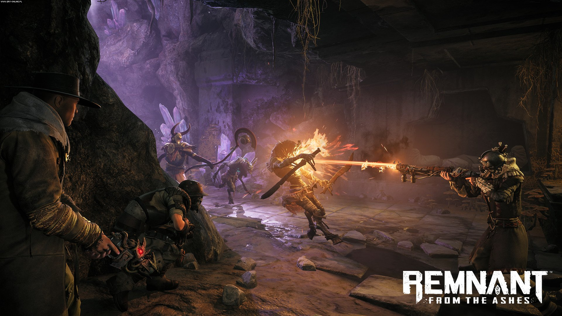 Remnant: From the Ashes PC, PS4, XONE Games Image 4/21, Gunfire Games, Perfect World Entertainment