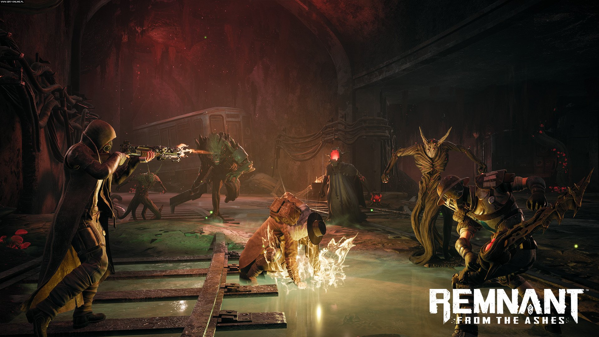 Remnant: From the Ashes PC, PS4, XONE Games Image 3/21, Gunfire Games, Perfect World Entertainment