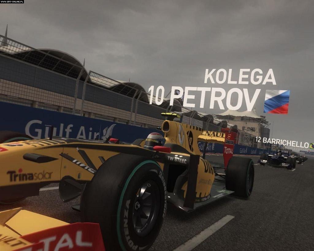 racing games f1