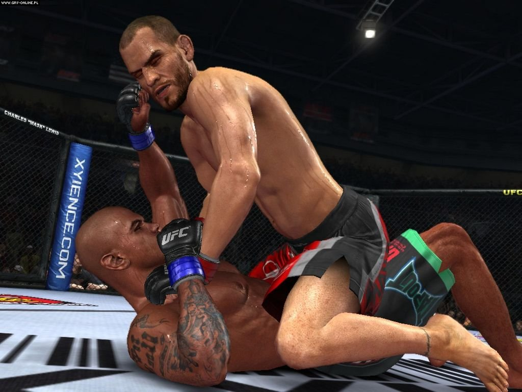 UFC Undisputed 2010 - screenshots gallery - screenshot 28/46 - gamepressure