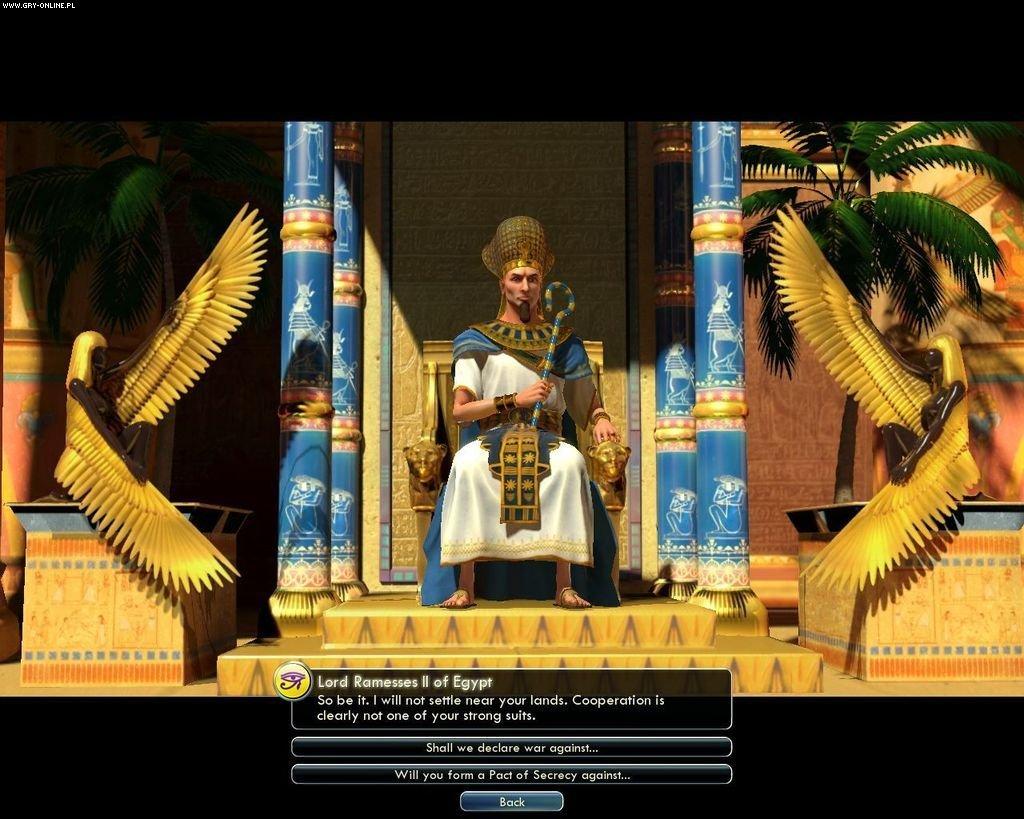 Sid Meier's Civilization V - galeria screenshotów ... Multiplayer Games