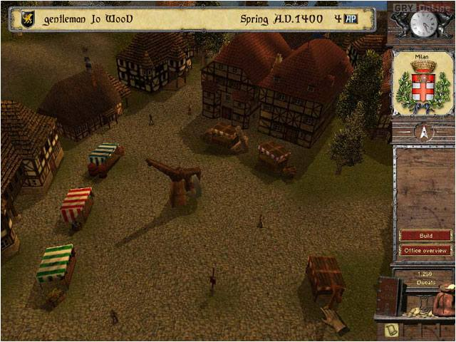 Europa 1400: The Guild Gold Edition / Европа 1400: Гильдия Gold (2004.