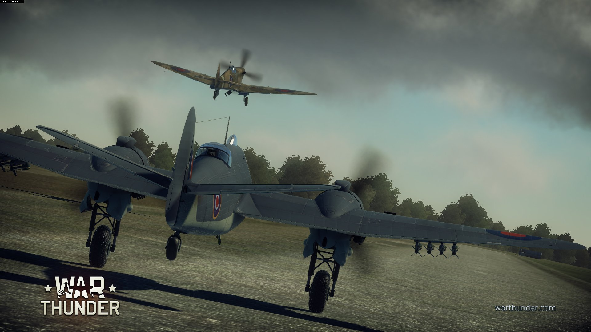 War Thunder PC, PS4, XONE Gry Screen 228/478, Gaijin Entertainment