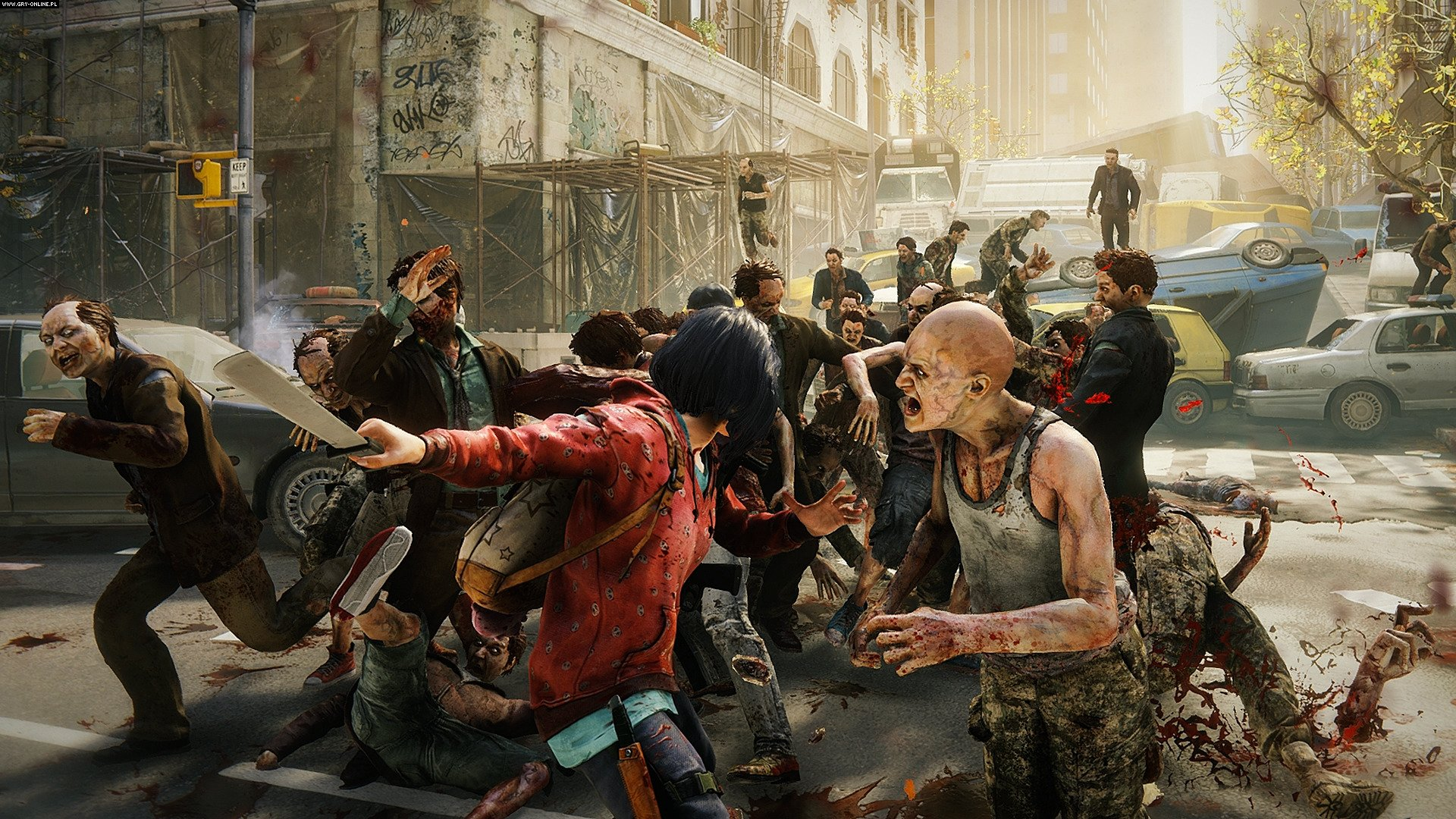 World War Z PC, PS4, XONE Games Image 4/37, Saber Interactive, Focus Home Interactive