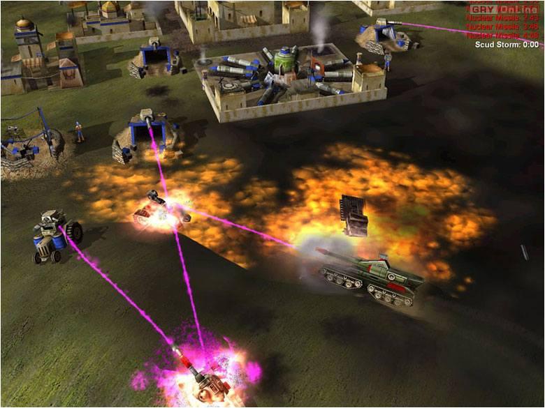 Command & Conquer: Generals - Zero Hour PC Gry Screen 8/14, Electronic Arts Inc.