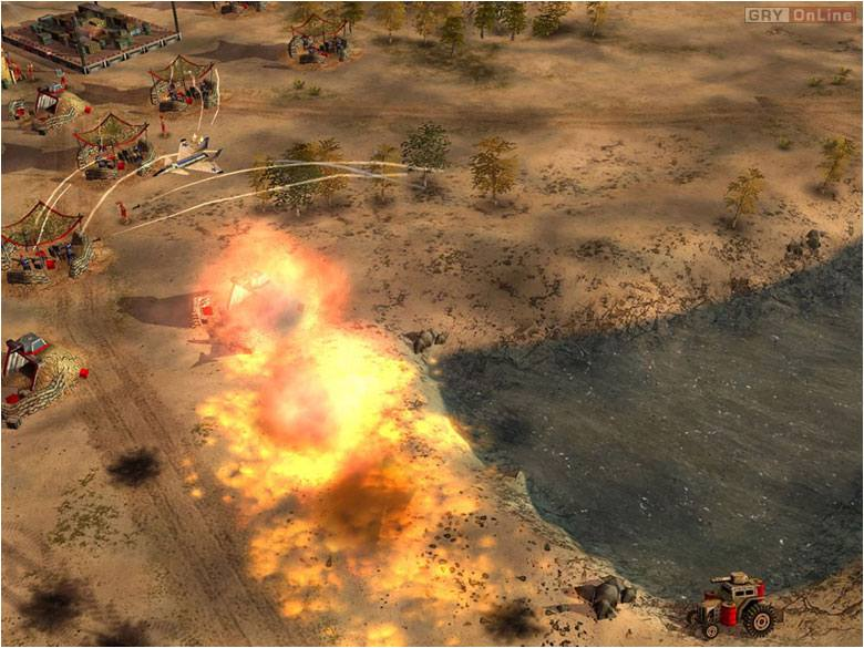 Command & Conquer: Generals - Zero Hour PC Gry Screen 7/14, Electronic Arts Inc.