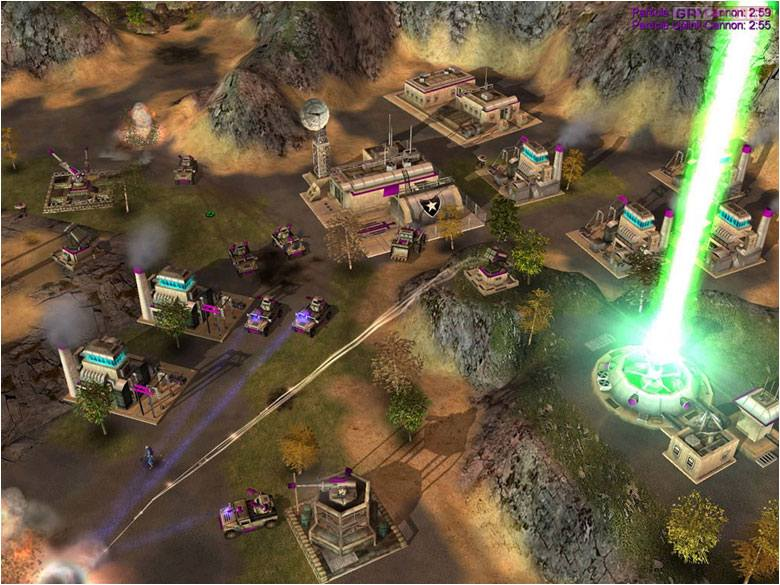 Command & Conquer: Generals - Zero Hour PC Gry Screen 6/14, Electronic Arts Inc.