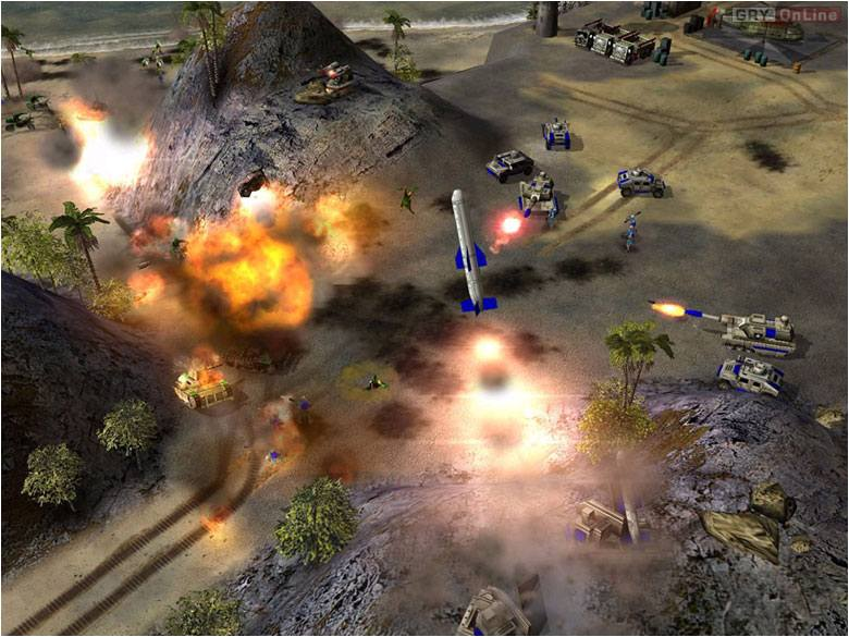 Command & Conquer: Generals - Zero Hour PC Gry Screen 1/14, Electronic Arts Inc.