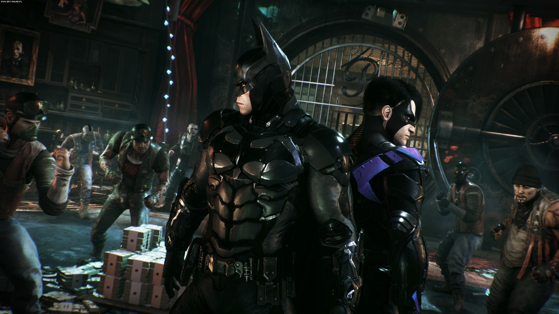 Batman: Arkham Knight PC, PS4, XONE Games Image 7/63, RockSteady Studios, Warner Bros Interactive Entertainment
