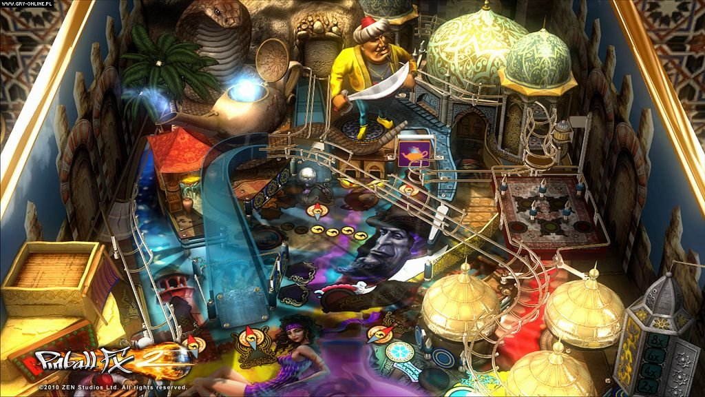 the pinball arcade desktop - photo #10