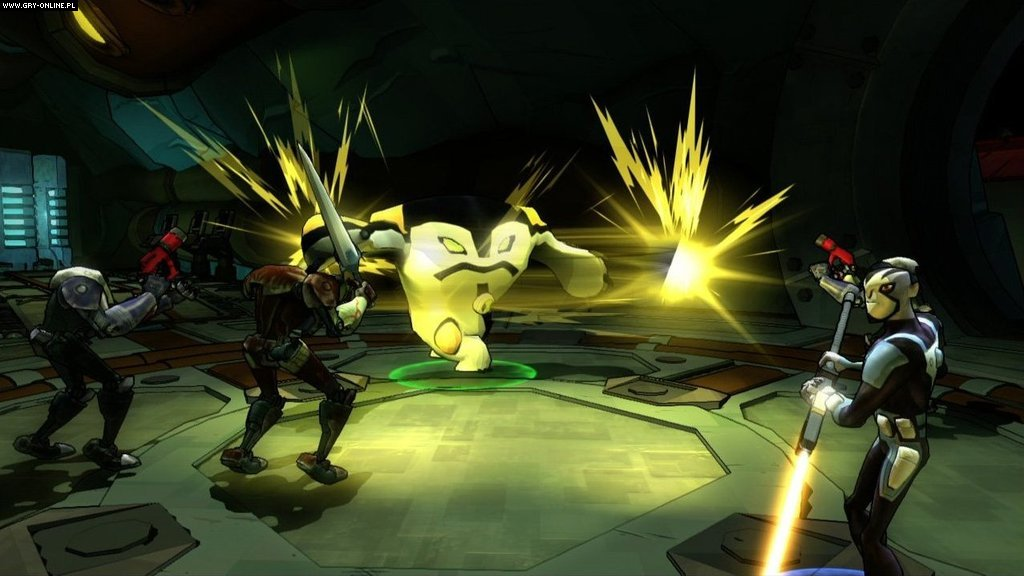 Ben 10: Omniverse X360, PS3, WiiU Games Image 3/12, Monkey Bar Games, D3 Publisher