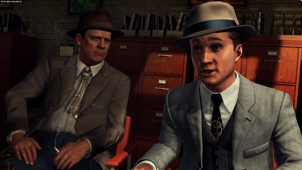 L.A. Noire PC Gry Screen 8/186, Team Bondi, Rockstar Games
