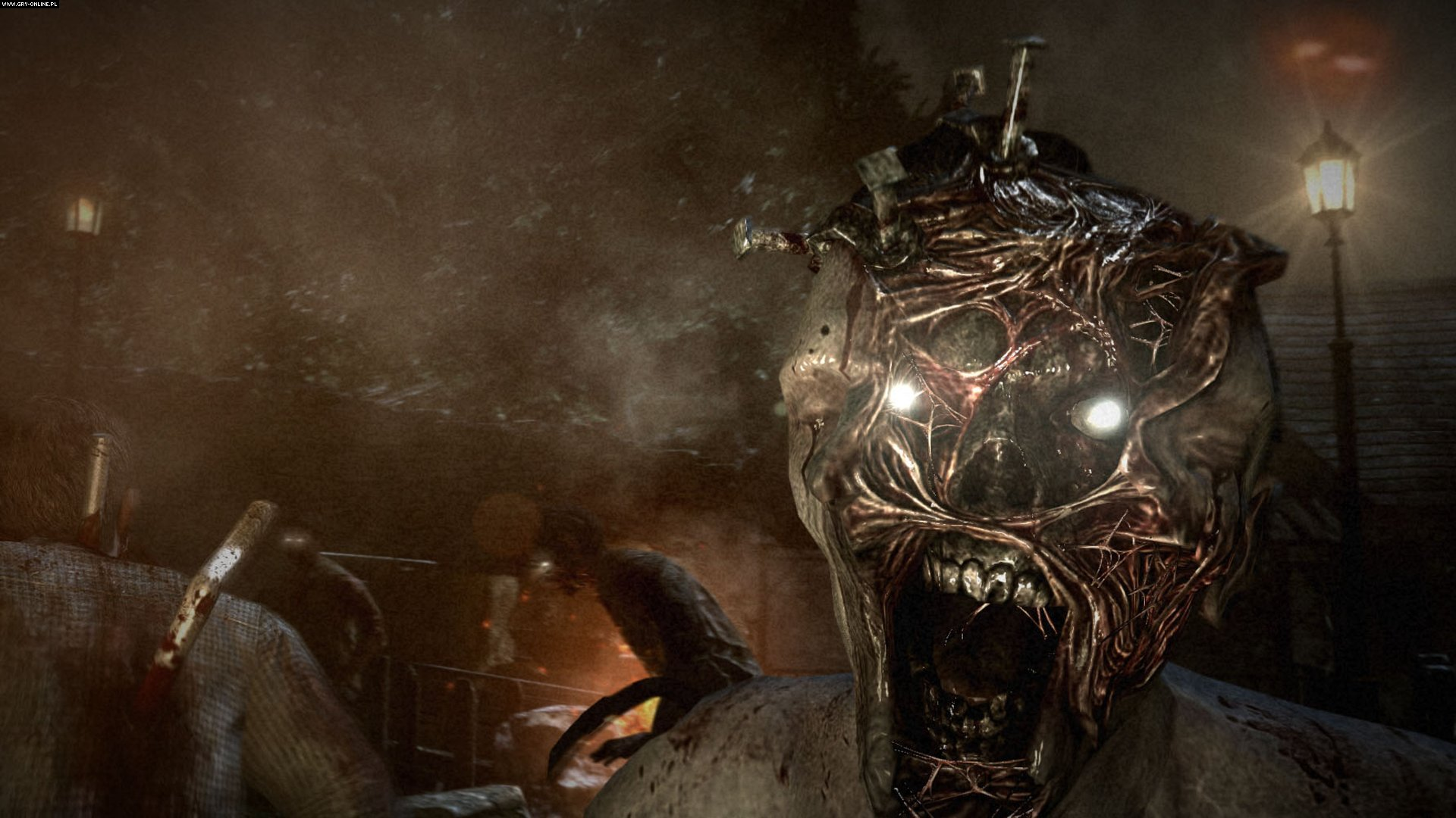 The Evil Within X360, PS3, PC, PS4 Gry Screen 17/50, Tango Gameworks, Bethesda Softworks